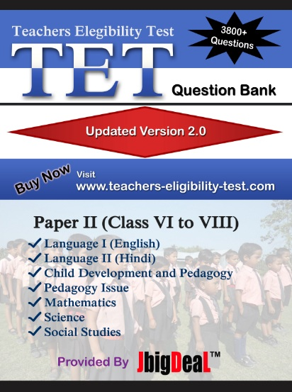 Best TET Exam Book 2019 Paper 2