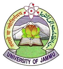Jammu University B.Ed Admission 2016 Form