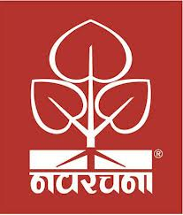 Image result for Navrachana University logo