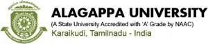 Alagappa University B.Ed Admission Application Form 2016-17