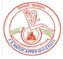 Jagadgura Rambhadracharya Handicapped University (JRHU) B.Ed Admission 2017-18