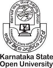 Ksou bed admission 2018 form process notice ksou karnataka state open university ksou bed admission 2018 19 yelopaper Images