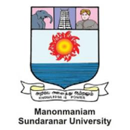 Manonmaniam Sundaranar University (MSU) B.Ed Admission 2018-19