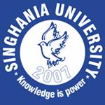 Singhania University B.Ed Admission 2016-17