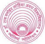 Dr. Ram Manohar Lohia Avadh University B.Ed Admission 2018-19