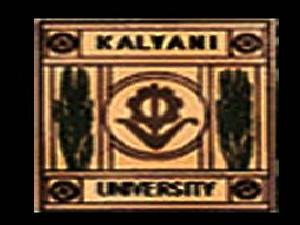 Kalyani University B.Ed Admission 2016-17
