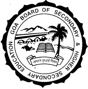 GBSHSE Goa Class 12 Result