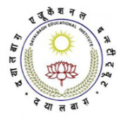 Jobs in DEI 2019 Professor, Associate Professor, Assistant Professor & Guest/ Contractual Teacher post Vacancies