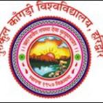 Gurukula Kangri Vishwavidhyalaya, Haridwar Recruitment 2019