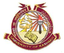 Kashmir University Recruitment 2016 Asst. Professor/Research Associate & Other Vacancies