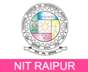 Jobs in NIT Raipur 2016 Visiting Faculty Vacancies
