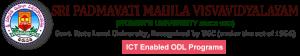 Sri Padmavati Mahila Visvavidyalayam Recruitment 2019