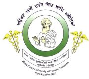 Jobs in BFUHS 2019 Professor, Associate Professor, Assistant Professor post Vacancies