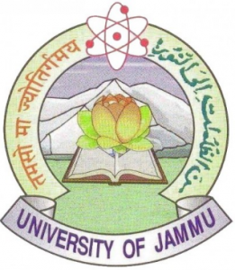 Jobs in University of Jammu 2016 Senior Scientific Officer /Patent Officer / Law Officer & etc. post Vacancies