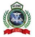Jobs in KCGMC 2019 Professor/ Associate Professor & Assistant Professor etv. post Vacancies