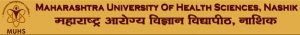 Maharashtra University of Health Sciences Nashik Recruitment 2017