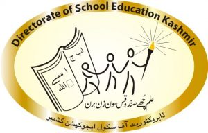 Directorate of School Education, Kashmir Recruitment 2019